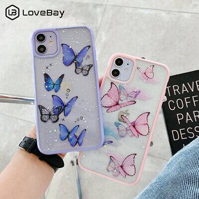 CP44 USB Charging Port Anti Dust Plug Cute Little Purple Butterfly Pendant Phone Charm for iPhone 11// XS MAX//XR//X//8 Plus//7//6S//8//SE iPad iPod