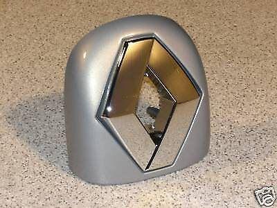 Renault Twingo Logo Emblème Revêtement Hayon Argent Métallisé Neuf 8200336696