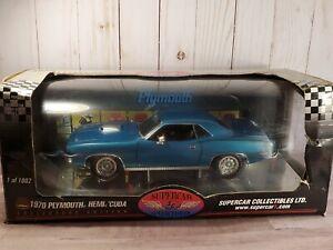 Fast /& Furious 7 Highway 61 1972 Plymouth Barracuda Custom 1//18 2015