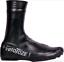 Velotoze Groß Hoch Schuh Abdeckung Wasserfest Zeitfahren Überschuhe Schwarz Rot