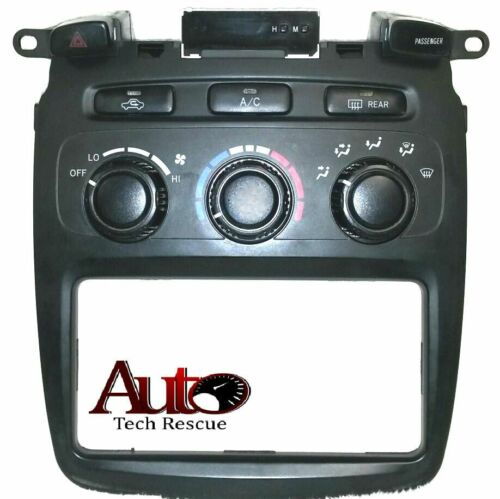 2006-2007 Toyota Highlander manual heater and a//c climate control CORE REQUIRED