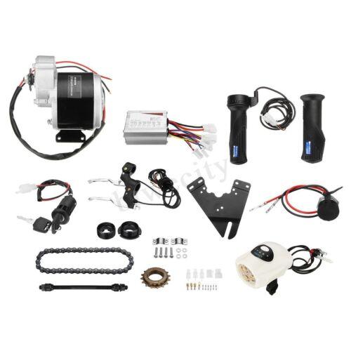 36V 350W Kit Controllore Bici Elettrica Conversione Per 24-28 Pollice Bicicletta