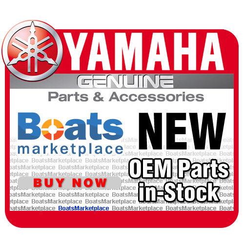 Yamaha 6L1-41111-00-1S INNER COVER  EXHAU