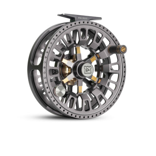 NEUF HARDY ultralite ma Direct Drive 10000 10//11//12 WT LG Arbor Fly Fishing Reel Titanium
