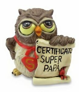 Owls-Les-Alpes-Owl-034-Super-Pope-039-034-Resin-014-93106-Owl-Parchment