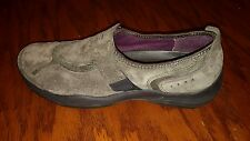 Privo by Clarks 75890 womens brown leather slip on shoes size 6 M