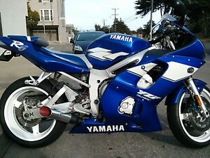 Image Is Loading Yamaha R6 Exhaust Pipe 99 02 YZF 034