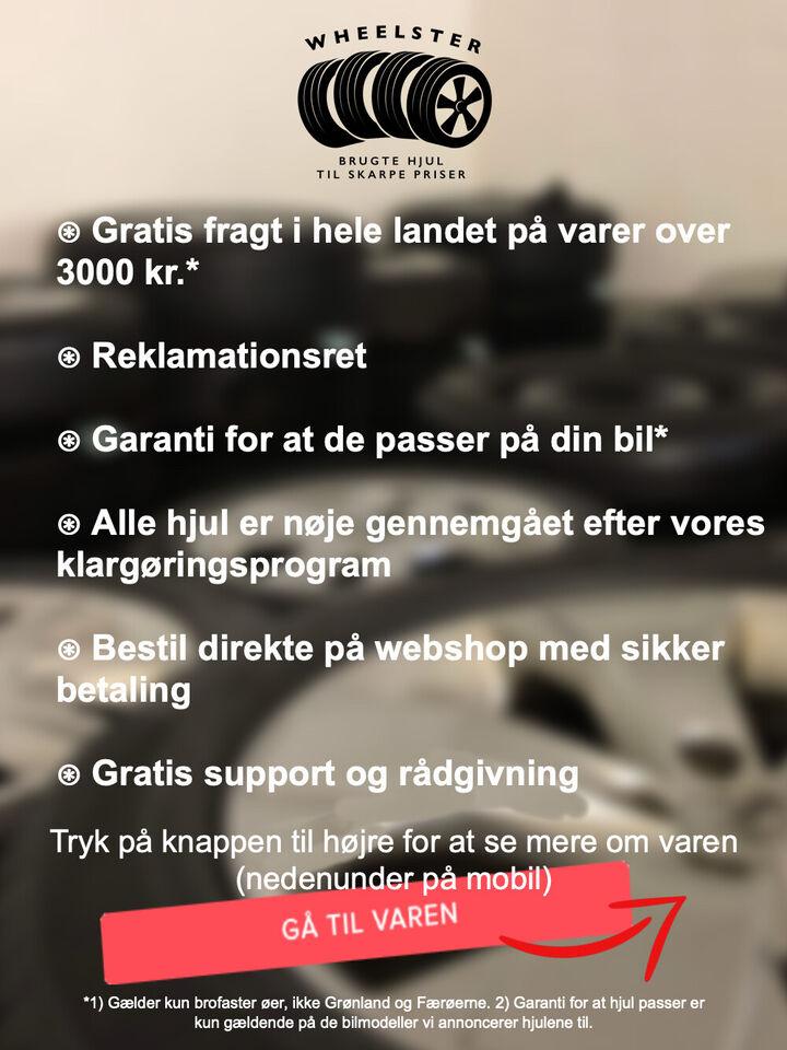 """OPEL 16"""" ORIGINALE GENERAL VINTERDÆK"""