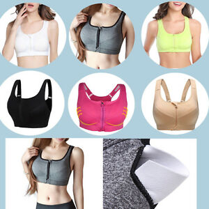 Women-Padded-Sports-Bras-Running-Gym-Yoga-Fitness-Tank-Stretch-Workout-Top