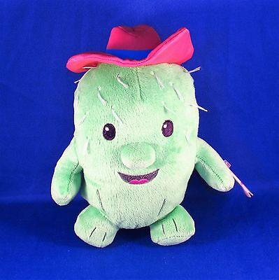 Disney Junior - Sheriff Callie's Wild West - Toby the Cactus - 8 Inch Plush NEW