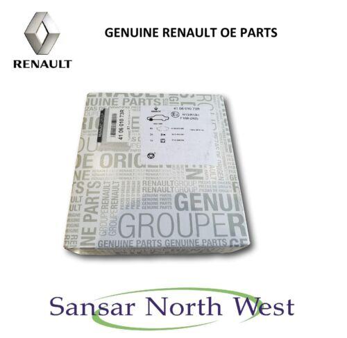 2014 Onwards Set of Front Brake Pads Kit Genuine Renault Trafic III 1.6 Dci