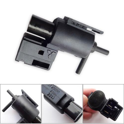 Black VSV EGR Vacuum Switch Purge Valve Solenoid Fit For Mazda RX8 Protege 626