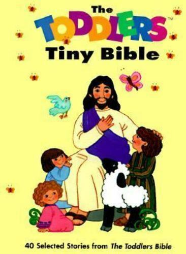 Toddlers Tiny Bible by V. Gilbert Beers