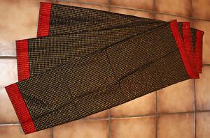 Stoff Für Traditionelles Tunesisches Kleid Meliya Schwarz Rot Gold 120 X 380 Cm Eine GroßE Auswahl An Modellen Kleidung & Accessoires Internationale Trachten