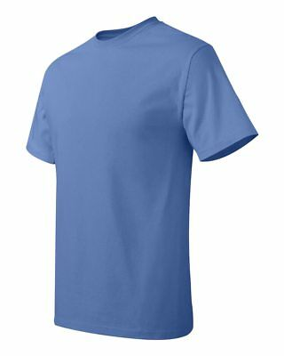 Hanes Mens Tagless pre-shrunk ComfortSoft 100/% Cotton T-Shirt S,M,L,XL Tee 5250