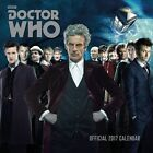 Doctor Who Classic Edition Official 2017 Square 305x305mm Wall Calendar