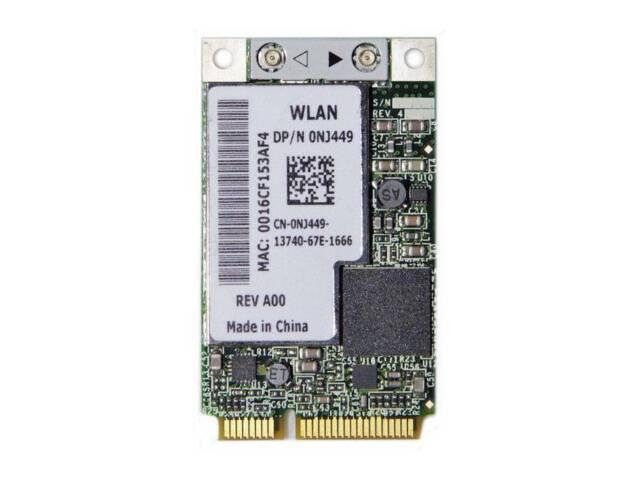 "MK933 Dell XPS 15.4/"" M1530 Genuine WLAN Wifi Card MK933 4965AGN MM1 Grade A"