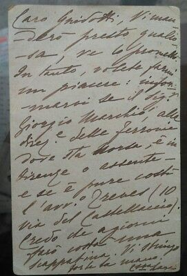Antiques 2019 Fashion 1895 Rare Autograph Countess Lara Evelina Cattermole Murdered Few Months Dopo Ture 100% Guarantee