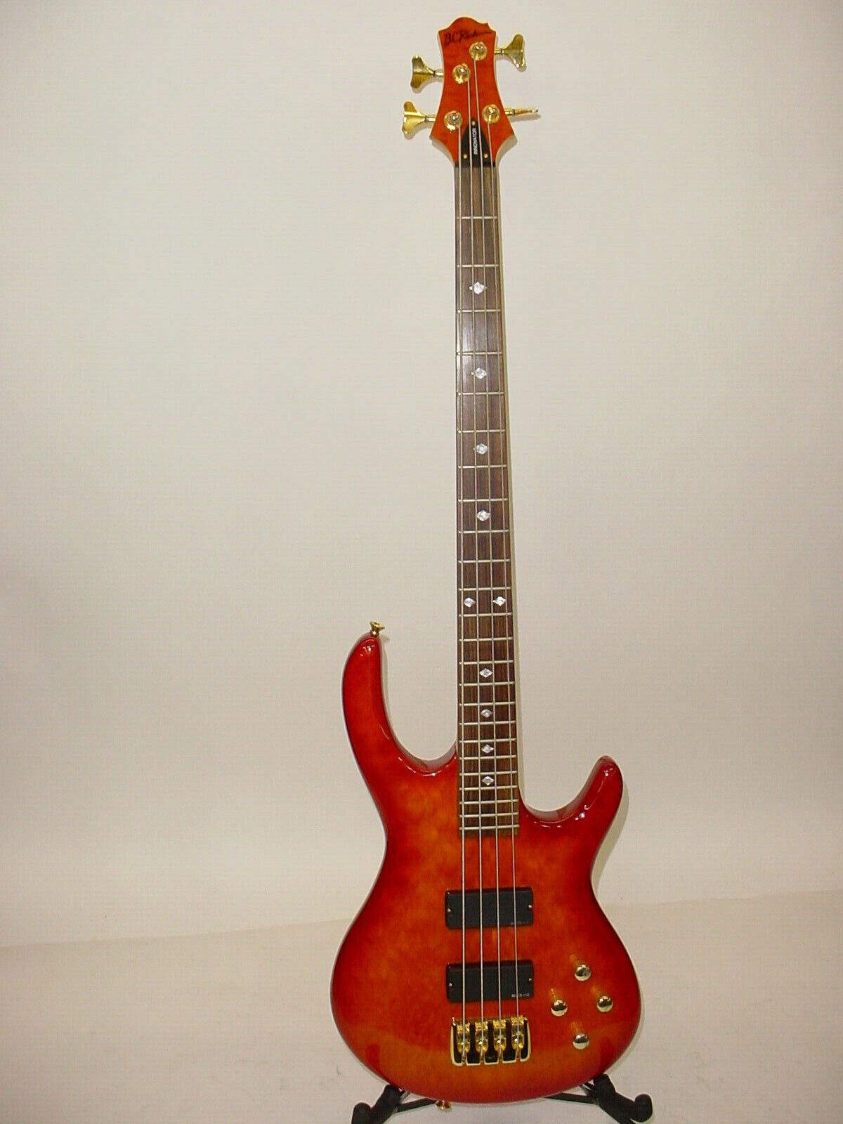 B.C. Rich Innovator 4-String Electric Bass