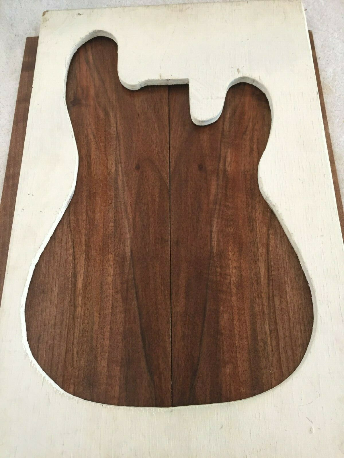English Walnut Bookmatch Set Guitar Tone Wood - .27 x 17.5 x 23  -    831-47