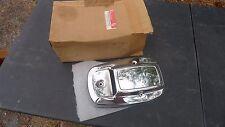 New NOS 70s 80s Harley FLH FX Shovelhead chrome ham can air cleaner cover
