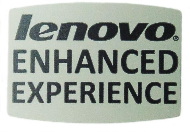 LENOVO ENHANCED EXPERIENCE STICKER LOGO AUFKLEBER 18x12mm (182)