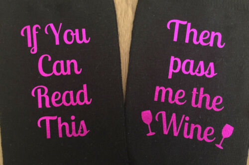 PERSONALISED LADIES WOMENS SOCKS IF YOU CAN READ THIS FUNNY XMAS BIRTHDAY GIFT!