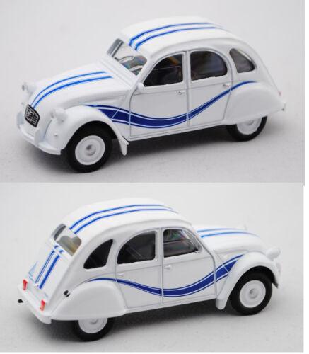 weiß//blau Norev SERIE 500 CLASSIC 310508 Citroen 2CV France 3