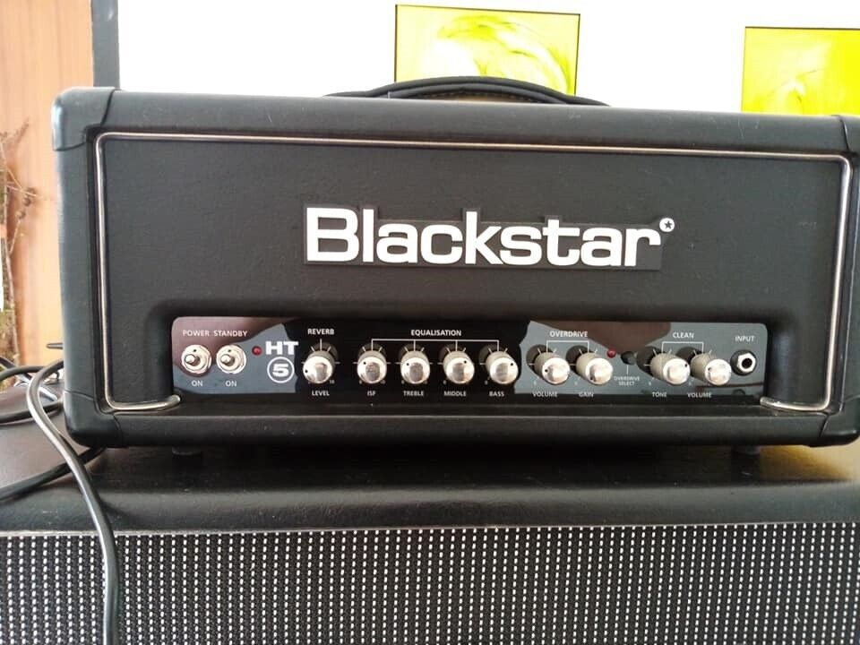 Guitaranlæg, Blackstar Ht5