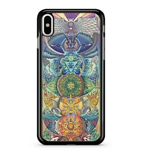 Amazing Trippy Funky Dope Cool Colourful Artistic Patterns 2d Phone Case Cover Ebay