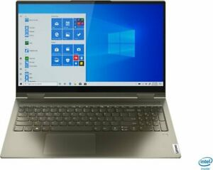 Lenovo Yoga 7i 15.6•Touch•12GB•Intel Iris•W10H•Touchscreen•TOUCH