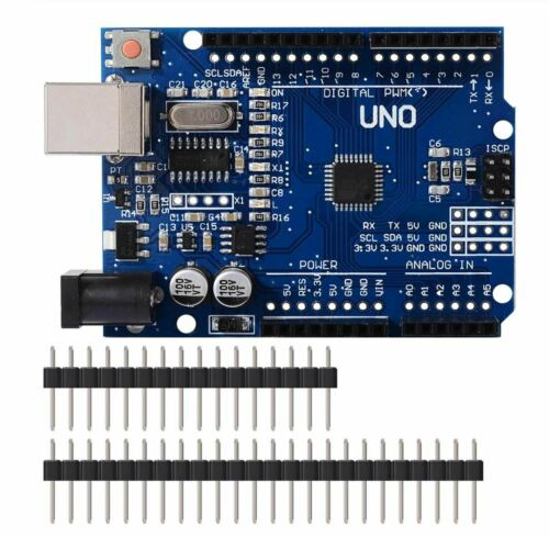 ATmega328P UNO R3 Compatible Board CH340 CH340G USB Cable For Arduino with pins