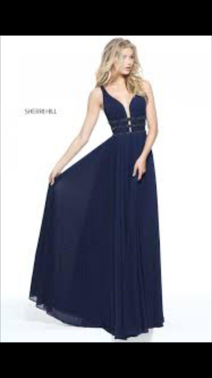 Sherri Hill Prom Dress style 51183 size 12