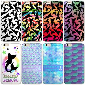 Multicolore-Sirene-Honor-7-8-9-10-Mate-10-20-Etui-Rigide-pour-Huawei-Telephone