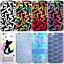 Multicolore-Sirene-Honor-7-8-9-10-Mate-10-20-Etui-Rigide-pour-Huawei-Telephone miniature 1