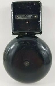 Vintage-EDWARDS-551-Electric-Telephone-School-Fire-Alarm-Ringer-Bell-110-m-6