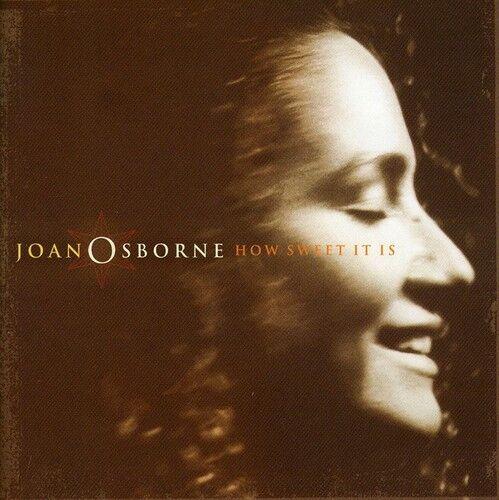 Joan Osborne - How Sweet It Is [New CD] Asia - Import