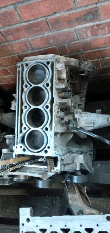 Mercedes Benz W204 C250 facelift sub-assembly engine for sale