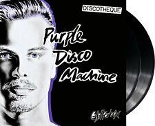 """Purple Disco Machine """"glitterbox - discotheque"""" limited Vinyl 2LP NEU 2019"""
