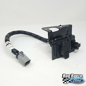 2002 - 04 Ford F-250 F-350 Super Duty Trailer Tow Wiring Harness 4 & 7 Pin  Plug | eBay | Ford F 350 Trailer Plug Wiring |  | eBay