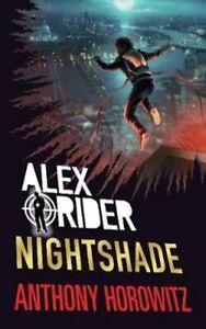 Nightshade by Anthony Horowitz 9781406389296 | Brand New | Free UK Shipping