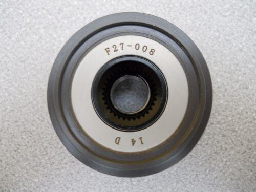 01P123 alternateur Embrayage Poulie Ford Tourneo Transit VI LTI TX2 2.4 TD DI D
