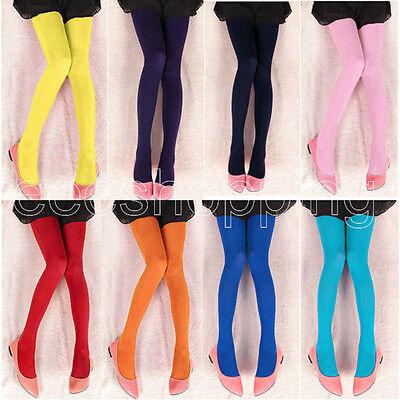 Sexy Women Girl Slim Skinny Stretchy Pantyhose Long Stockings Tights