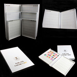 120-216-308-Nail-Gel-Polish-Display-Card-Book-Color-Board-Chart-Manicure