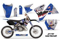 Ktm C3 Exc Mxc Graphics Kit Amr Racing Bike Decal Sticker Part 01-02 P-40