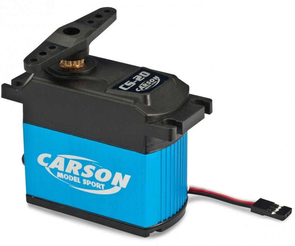 Carson 500502034-servo cs-20 - 20kg JR-CONNETTORE-NUOVO
