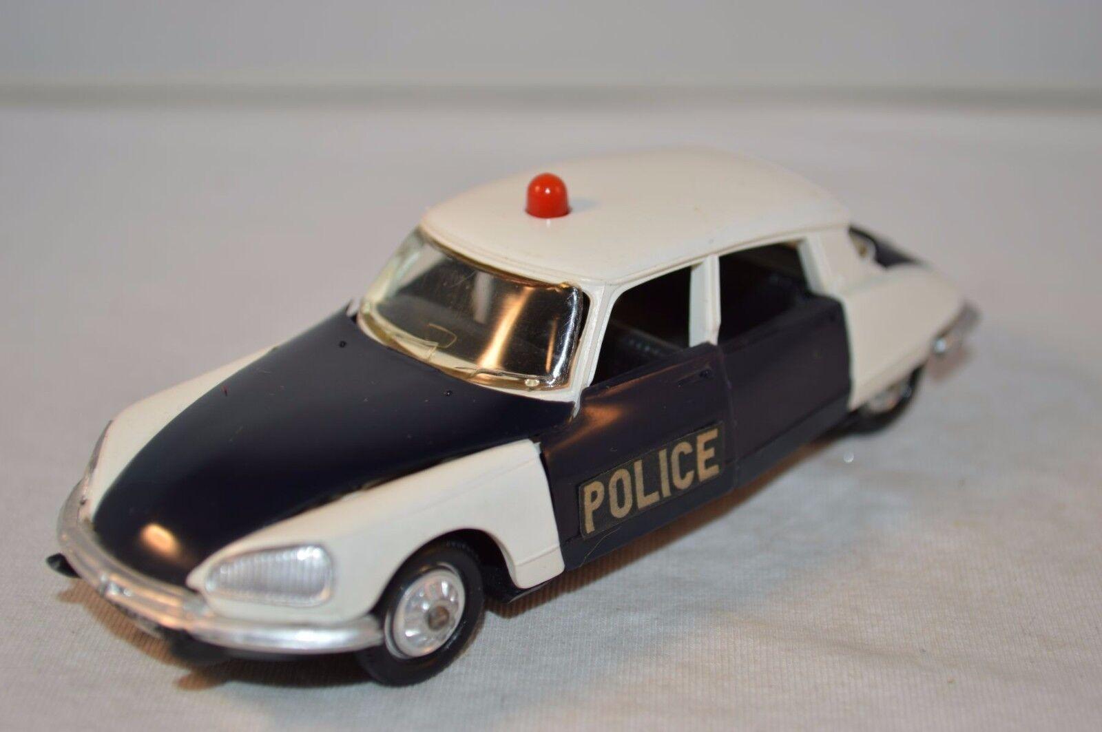 Norev 158 Citroen DS 21  Police  perfect mint all original condition súperB