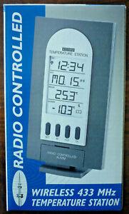 Funkgesteuerte drahtlose 433 Mhz Temperaturstation - Ascheffel, Deutschland - Funkgesteuerte drahtlose 433 Mhz Temperaturstation - Ascheffel, Deutschland