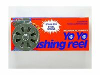 12 Mechanical Fisher's Yo Yo Fishing Reels (flat Trigger Model) Free Shipping