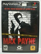 Max Payne Sony Playstation 2 2001 For Sale Online Ebay